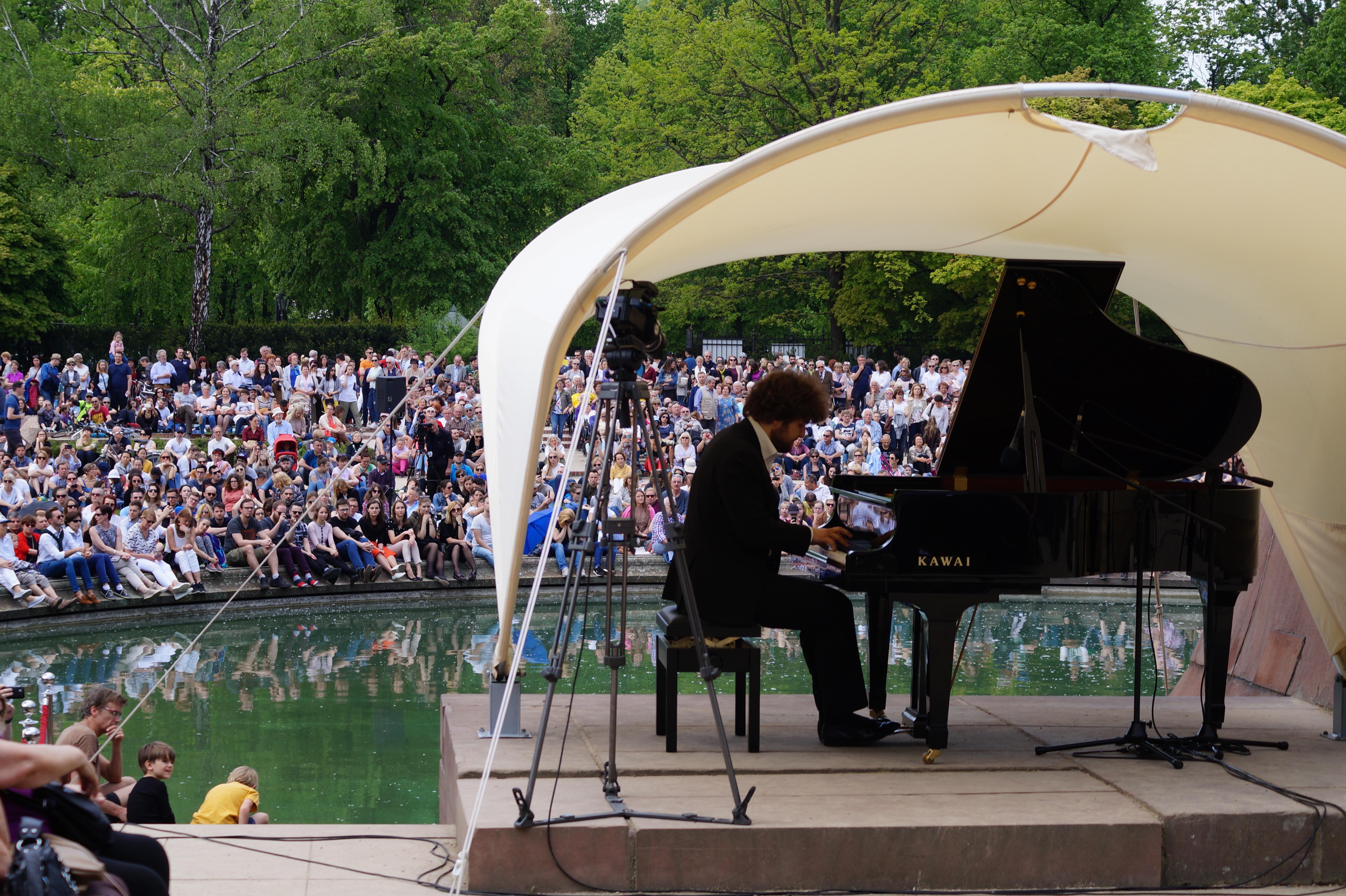 Stołeczna Estrada Koncerty Chopinowskie